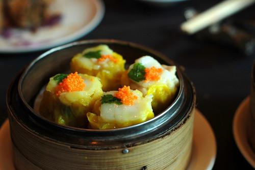 Steamed Siew Mai