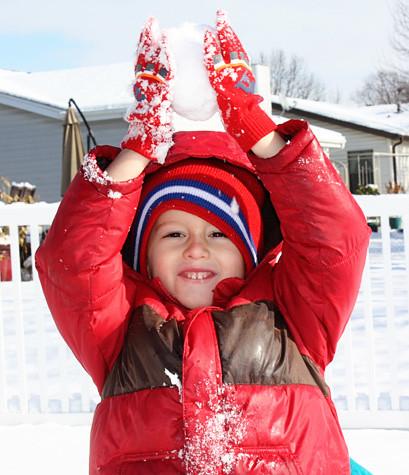 Nathan-super-big-snowball