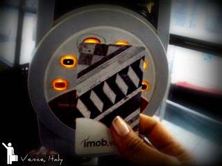 Venice - iMob cardreader