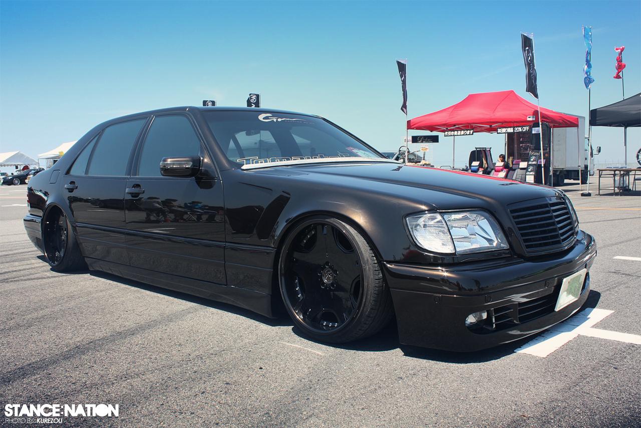 Mercedes-benz w140 s600 w12 - 5