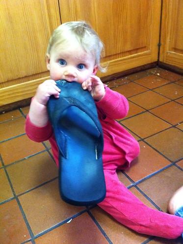 My Niece Eats My thong