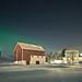 Northern Lights over Vigra, Norway
