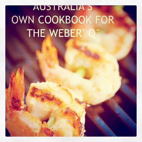 Webber cook book