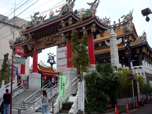 中華街關帝廟