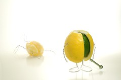 Limes..... (ICT_photo) Tags: lemon coat lime peel ictphoto ianthomasguelphontario