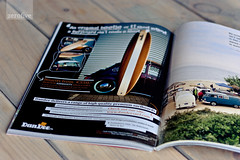 Magazine Publication (Carlo Vingerling) Tags: vw magazine surf beetle lifestyle surfboards publication dandee