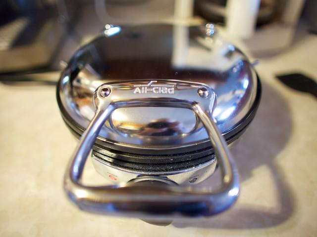 new waffle iron
