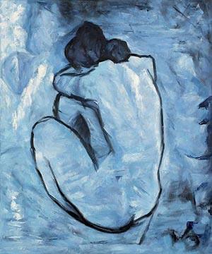 Picasso-nudo-blu