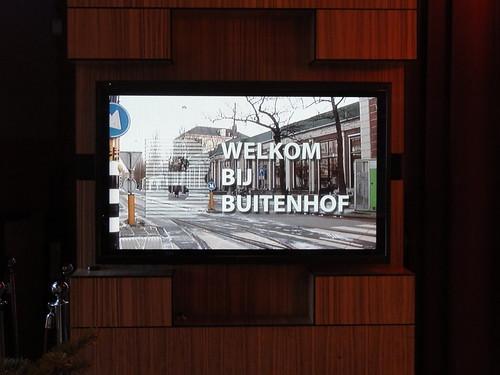 TV program Buitenhof