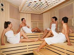 Terme Lendava - sauna
