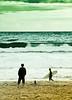 Trio (Ozgur SUUCAK) Tags: blue sea sky people beach sydney australia surfing