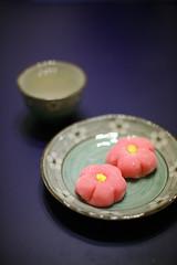 Daifuku Manju (MsYuri) Tags: food homemade mochi manju daifuku