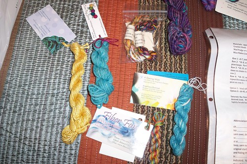 Phatt Fiber Box Contents - December 2010