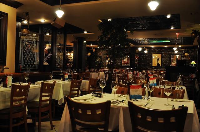 Restaurant Entrecôte St-Jean