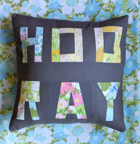Make A Statement Pillow