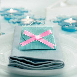 Tiffany Blue Favours