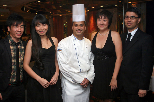 Foodies with Executive Chef Suresh Balal