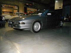 BMW 850 Ci A (1992) (Transaxle (alias Toprope)) Tags: berlin beauty nikon power soul automatic bmw 1992 coupe toprope granturismo v12 meilenwerk youngtimer 850ci 5litre grandtourer