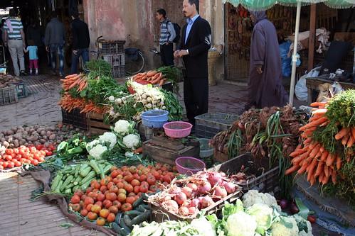 Market in Taroudannt