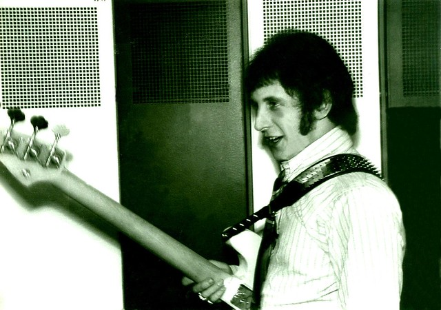 1967 - The Who - John Entwistle