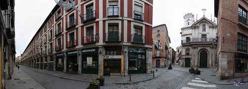 Panorámicas de Valladolid: Platerias
