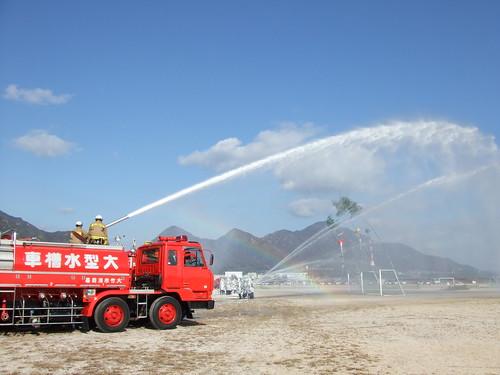 消防出初式 2011 大竹市晴海公園 11