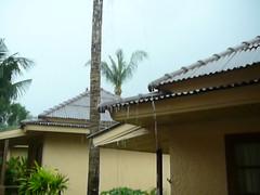 Pouring down (Mandy Harvey aka Beadsme) Tags: thailand kohsamui raining sunbathing lamaibeach lastdayofholiday