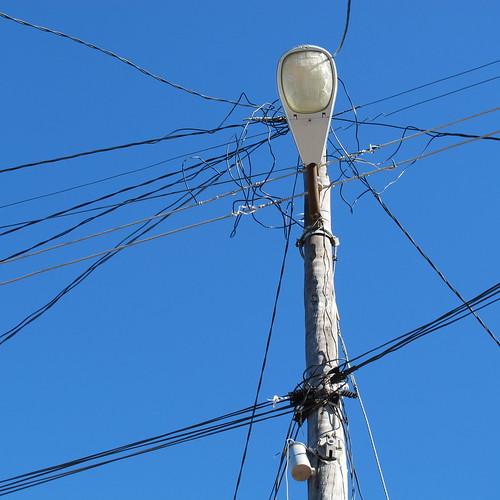 Trinidad, Cuba - wiring