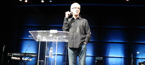 Bill Johnson of Bethel Church