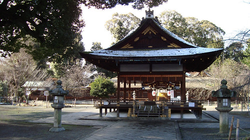 2011/01 平野神社