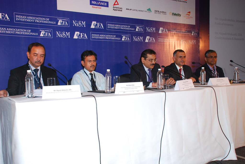 "India Investment Management Conference's concurrent session ""Fixed Income"""