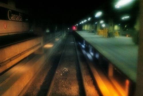 Runaway Train... by davidcwong888