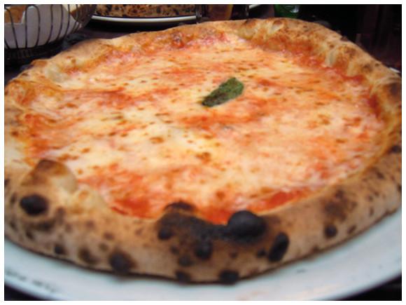 Margherita Pizza - Luigia