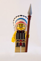 Lego Indian Chief