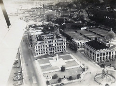 1930s Central air view