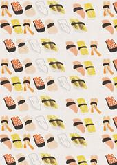 pattern_shushi