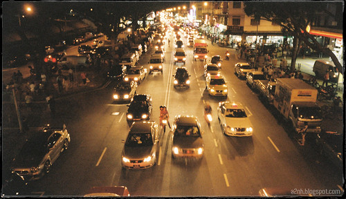 Geylang by Night