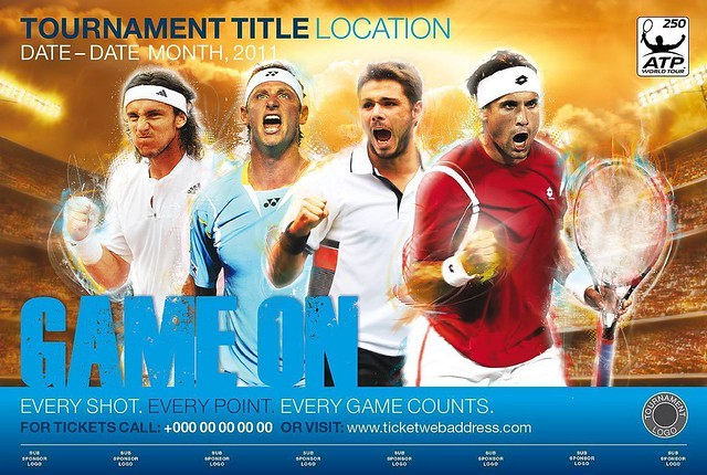 ATP campaign - GAME ON