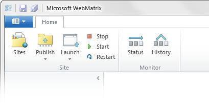 Microsoft's WebMatrix
