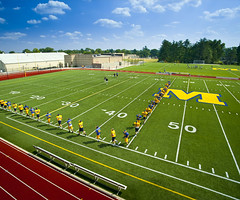 Archbishop Moeller HS1 (MSA architects) Tags: field architecture football cincinnati architect moeller msa michaelschuster