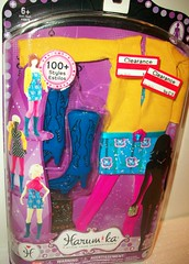 Harumika  Clearance (napudollworld) Tags: fashion toys us ken barbie pack r clearance exclusive outfits mattel harumika