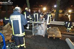 Hochwassereinsatz Erbach 15.01.11