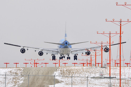 KLM (Royal Dutch Airlines) Boeing 747-406