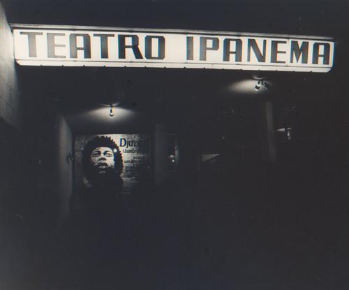 Show no Teatro Ipanema 1980