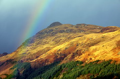 It`s a Rainbow (billmac_sco) Tags: landscape scotland scenic lochlomond
