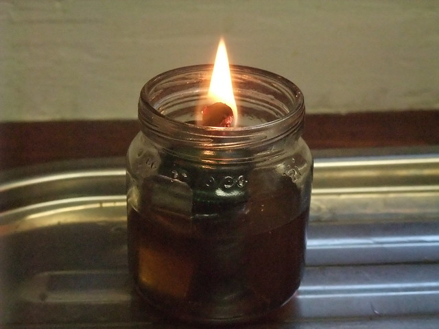 oil tealight