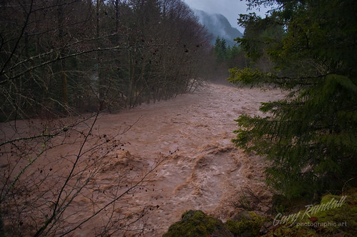 Sandy River Turmoil