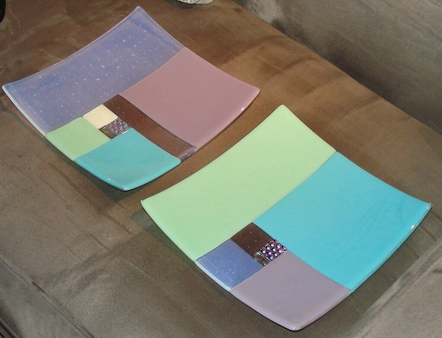 Fibonacci Plates 1 & 2