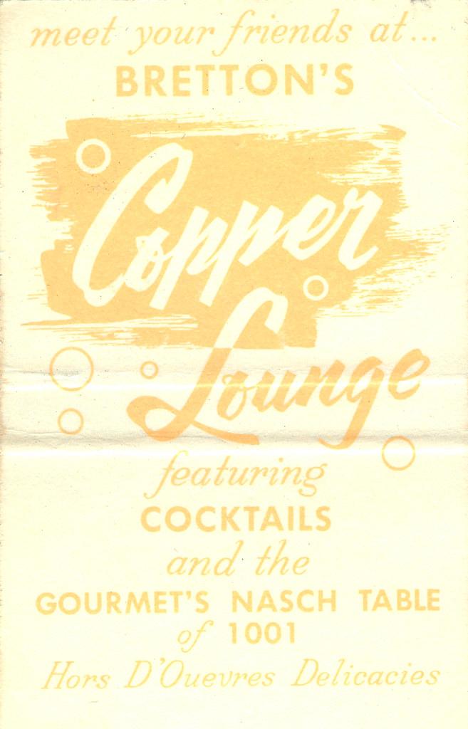 Copper Lounge
