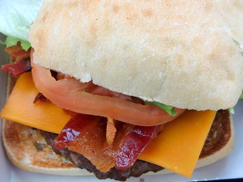 McDonald's Angus Burger